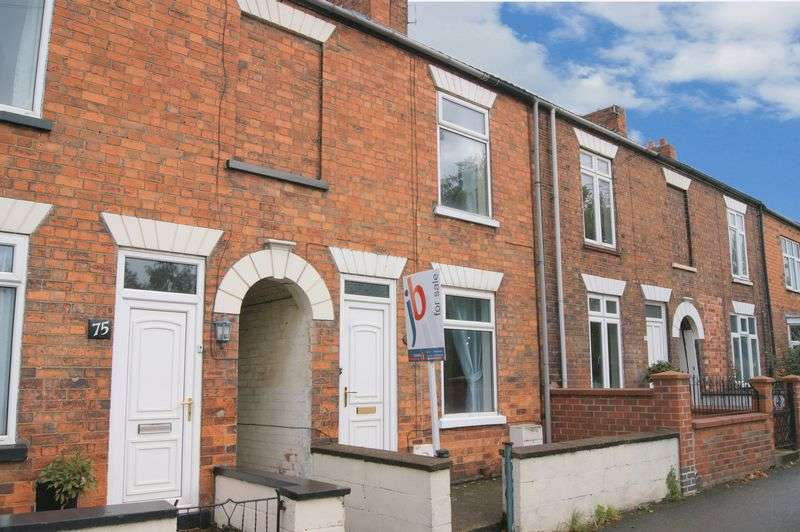 2 Bedrooms Terraced House for sale in South Parade, Grantham