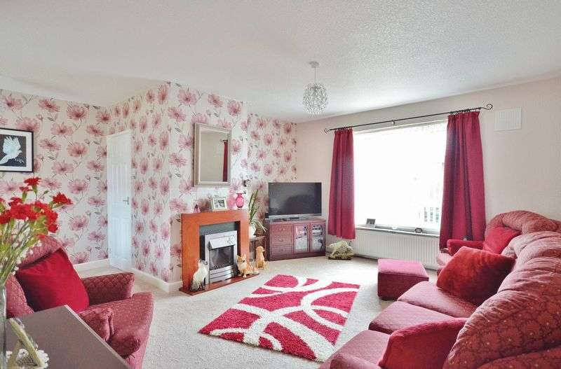 3 Bedrooms Semi Detached House for sale in kinniside, whitehaven