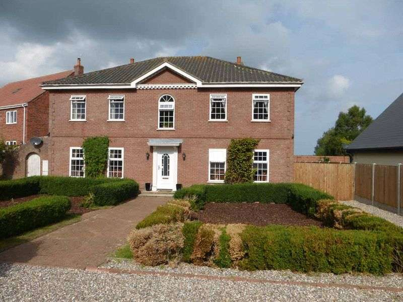 4 Bedrooms Detached House for sale in Burgh Castle