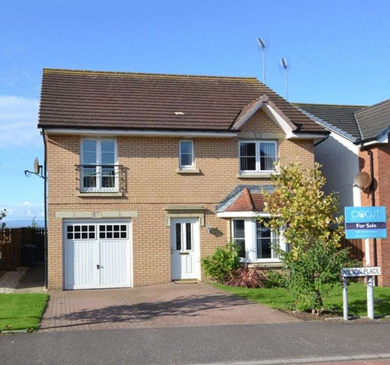 4 Bedrooms Detached House for sale in Wilson Place, Saltcoats