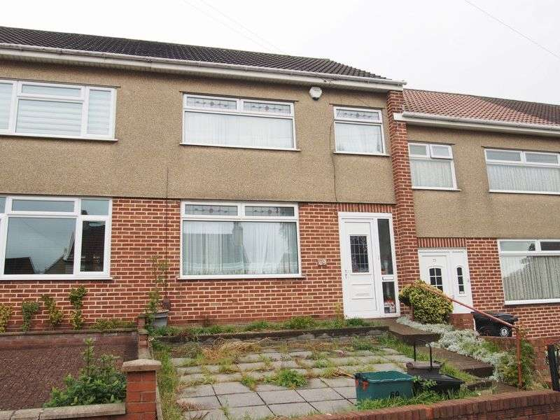 3 Bedrooms Terraced House for sale in Air Balloon Road, Bristol