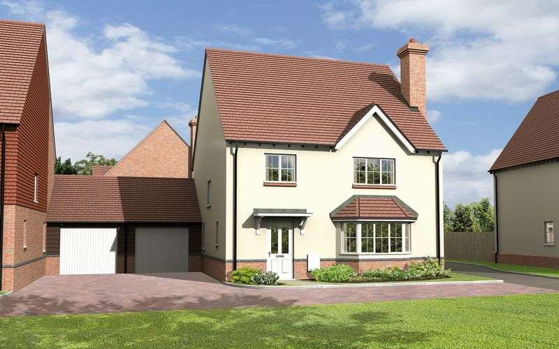 3 Bedrooms Detached House for sale in The Dere, Plot 13 The Portway , East Hendred