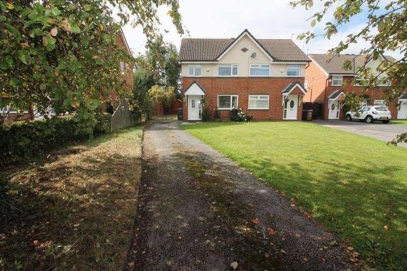 3 Bedrooms Semi Detached House for sale in Big Meadow Road, Woodchurch