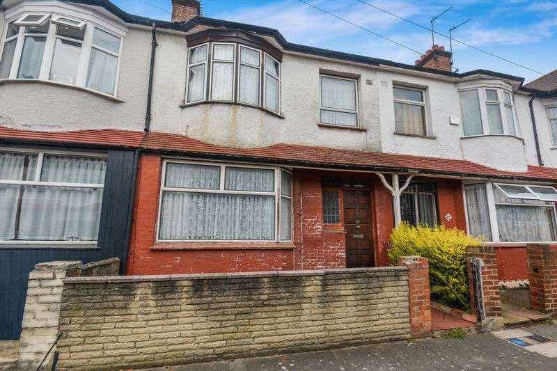 4 Bedrooms Terraced House for sale in Buller Road, N17 9BH