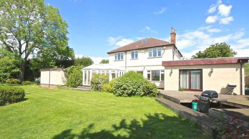 4 Bedrooms Detached House for sale in BROWNS LANE, KEYWORTH