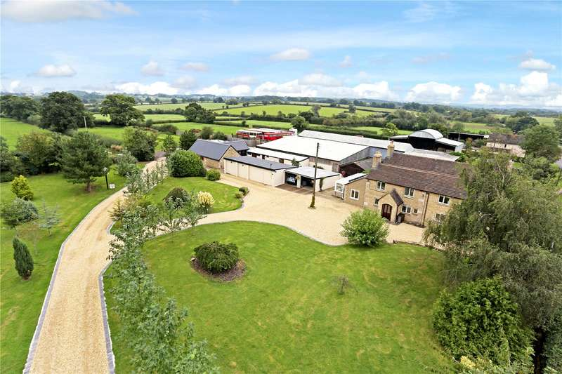 5 Bedrooms Detached House for sale in The Common, Minety, Malmesbury, Wiltshire, SN16