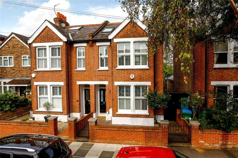 5 Bedrooms Semi Detached House for sale in Atbara Road, Teddington, TW11