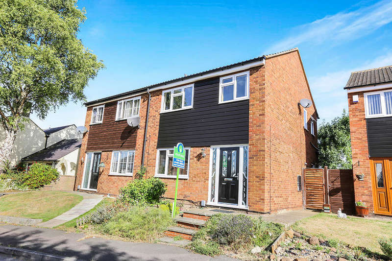 3 Bedrooms Semi Detached House for sale in Brook Street, Stotfold, HITCHIN, SG5