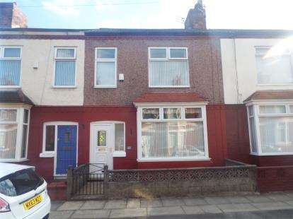 3 Bedrooms Terraced House for sale in Scotia Road, Liverpool, Merseyside, L13
