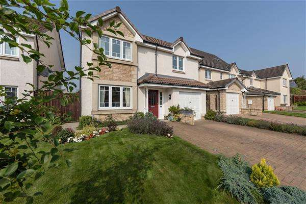 4 Bedrooms Detached House for sale in Wyndhead Way, Lauder