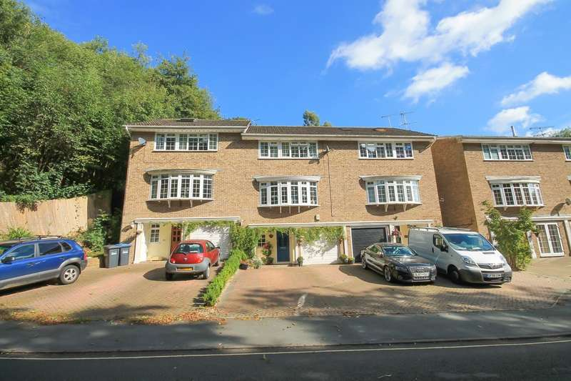 4 Bedrooms Town House for sale in Garden Wood Road, East Grinstead