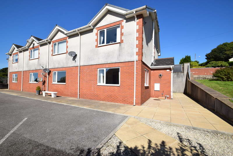 2 Bedrooms Ground Flat for sale in 4 Thornfield Mews, Pen-Y-Fai, Bridgend County Borough, CF31 4LY
