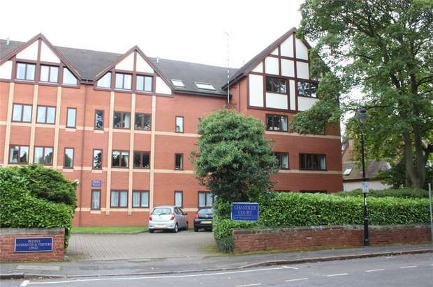 2 Bedrooms Retirement Property for sale in Davenport Road, Earlsdon, Coventry, West Midlands