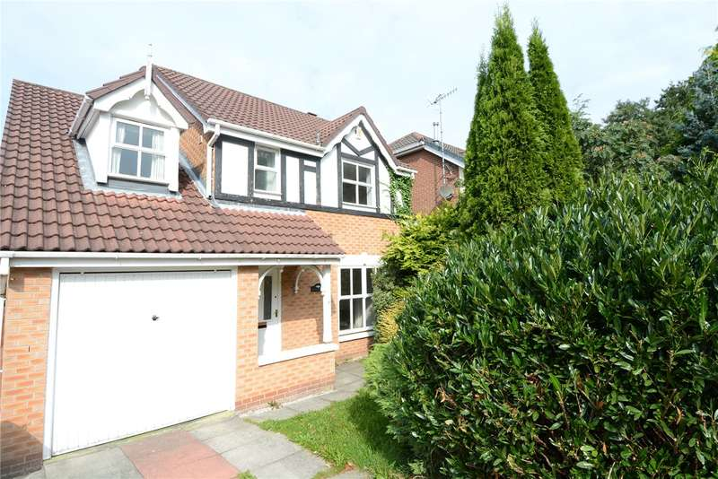 4 Bedrooms Detached House for sale in Tring Close, Upton, Wirral