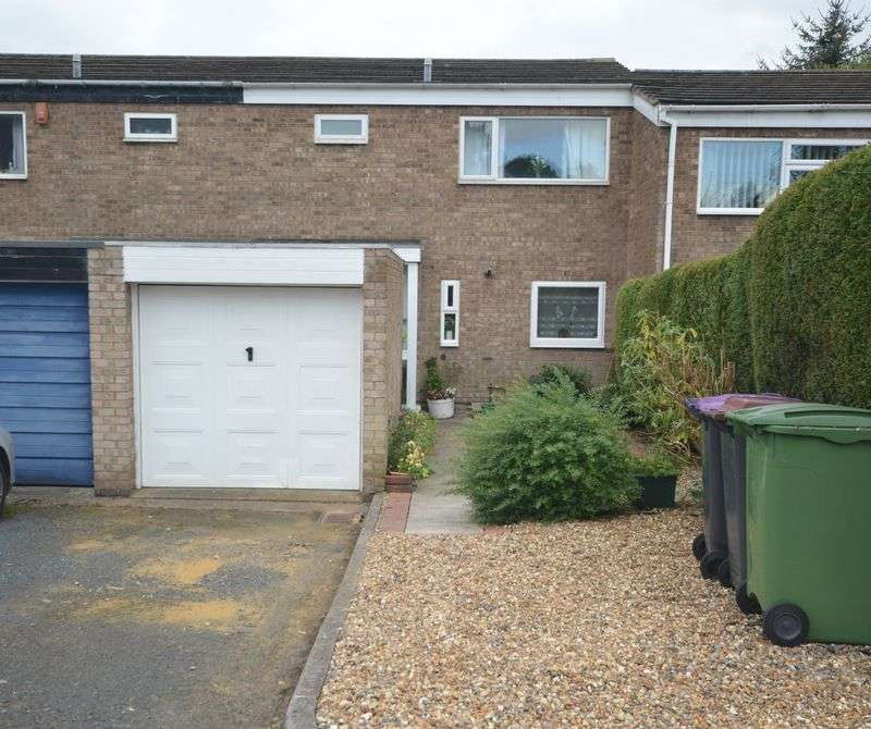 3 Bedrooms Terraced House for sale in Princes End, Telford