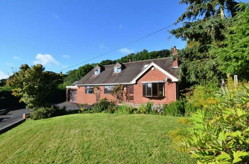 5 Bedrooms Detached House for sale in Lulsley nr Knightwick Worcestershire