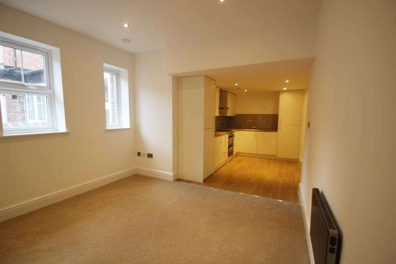 1 Bedroom Flat for sale in Church Court, Rugby