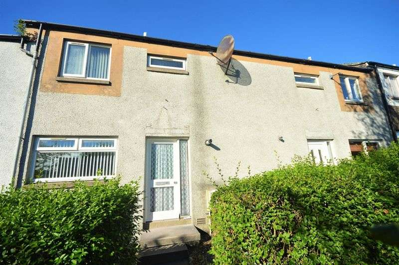 2 Bedrooms Terraced House for sale in Cluny Place, Pitteuchar, Glenrothes