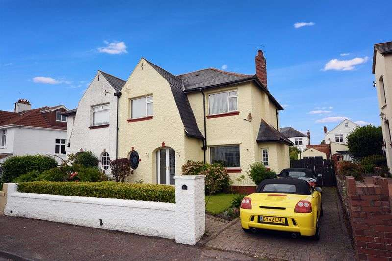 3 Bedrooms Semi Detached House for sale in Chargot Road, Llandaff, Cardiff