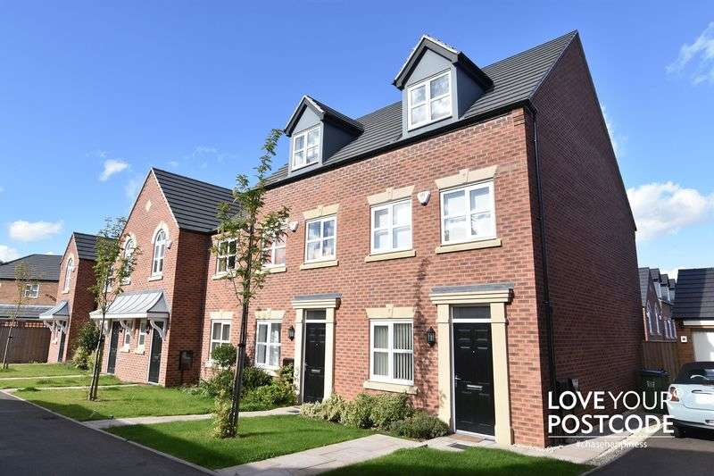 3 Bedrooms Terraced House for sale in The Belton, The Forge, Oldbury B69 2HG