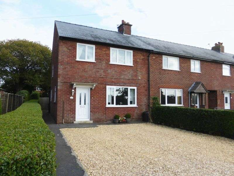 3 Bedrooms Terraced House for sale in Park Avenue, Much Hoole, Preston