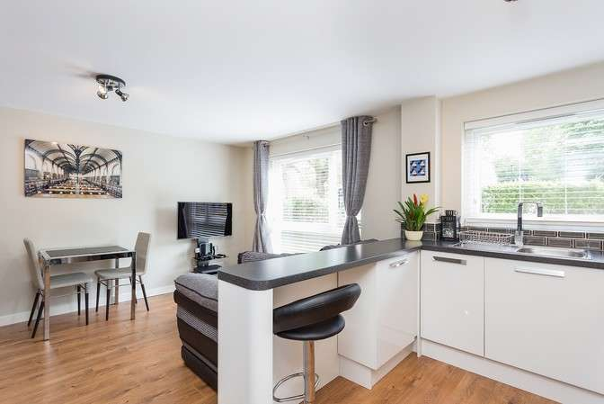 1 Bedroom Flat for sale in Ravensmede Way, Chiswick