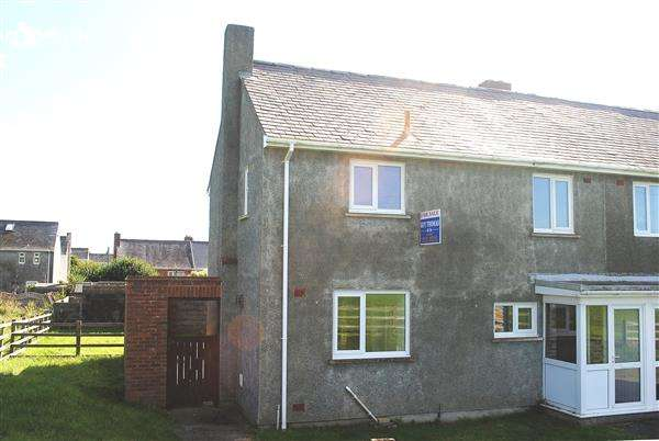 3 Bedrooms Semi Detached House for sale in 88 Stranraer Road