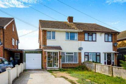3 Bedrooms Semi Detached House for sale in Hullbridge, Hockley, Essex