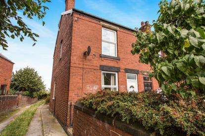 2 Bedrooms End Of Terrace House for sale in Avenue Road, Chesterfield, Derbyshire