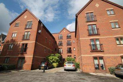 2 Bedrooms Flat for sale in Vivian Court, Vivian Avenue, Nottingham, Nottinghamshire