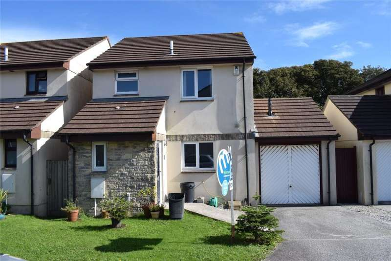 3 Bedrooms Detached House for sale in Wheal Oak, HELSTON