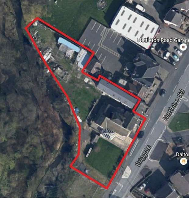 5 Bedrooms Land Commercial for sale in Briggate, Dalton, HUDDERSFIELD, West Yorkshire