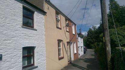 3 Bedrooms Terraced House for sale in Egloshayle, Wadebridge, Cornwall