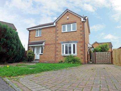 3 Bedrooms Detached House for sale in Glen Orchy Place, Kilmarnock