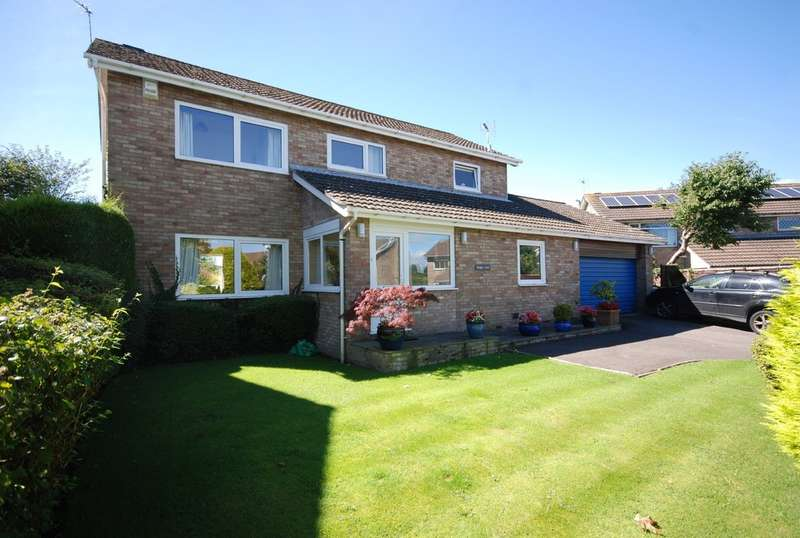 4 Bedrooms Detached House for sale in Darren Close, Cowbridge, Vale of Glamorgan, CF71 7DE