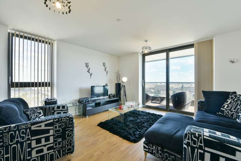 2 Bedrooms Apartment Flat for sale in Connaught Heights, Agnes George Walk, Silvertown, E16