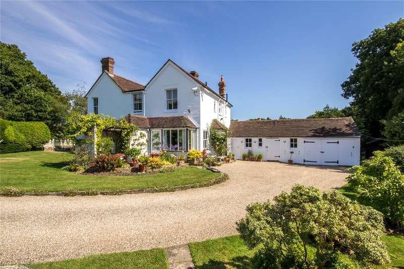 4 Bedrooms Detached House for sale in Earlsdown, Dallington