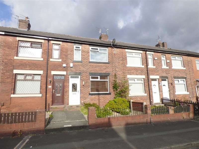 2 Bedrooms Property for sale in Heron Street, Hollins, OLDHAM, Lancashire, OL8