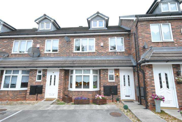 4 Bedrooms Terraced House for sale in Alexandra Grove, Halewood, Liverpool, L26