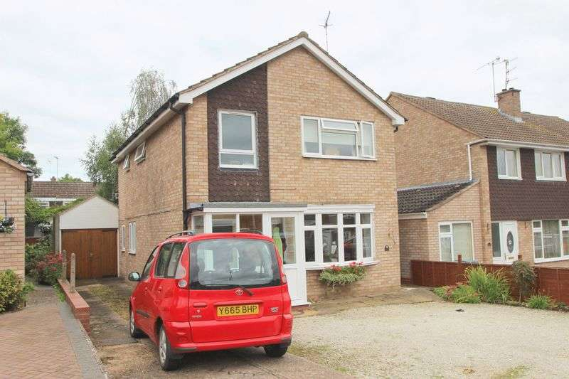 4 Bedrooms Detached House for sale in Drayton Avenue, Stratford-Upon-Avon