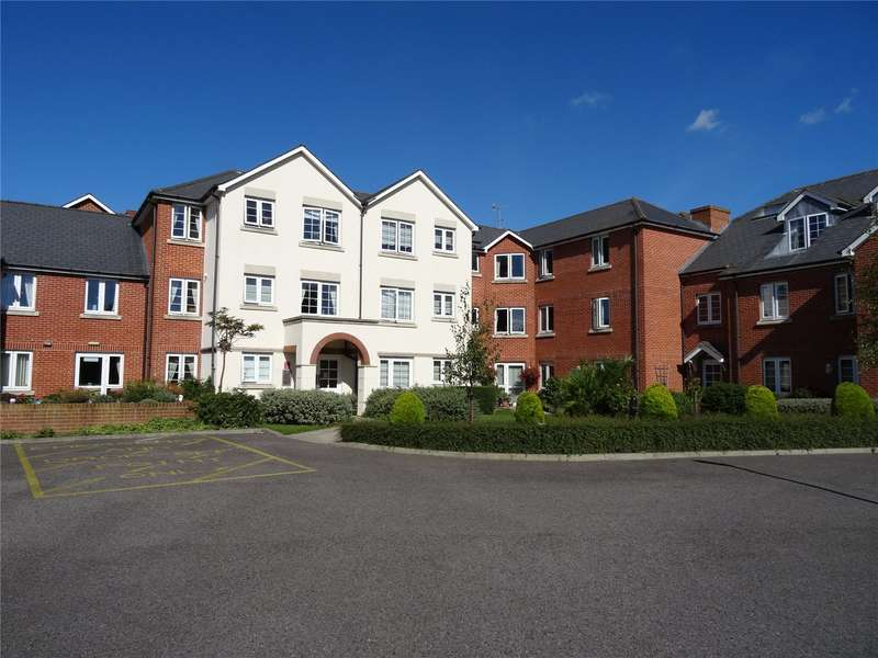 2 Bedrooms Retirement Property for sale in Highfield Court, 75 Penfold Road, Worthing, BN14