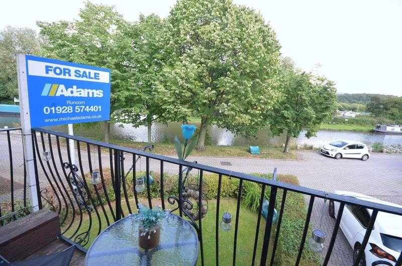 3 Bedrooms Terraced House for sale in Marina Village, Preston Brook