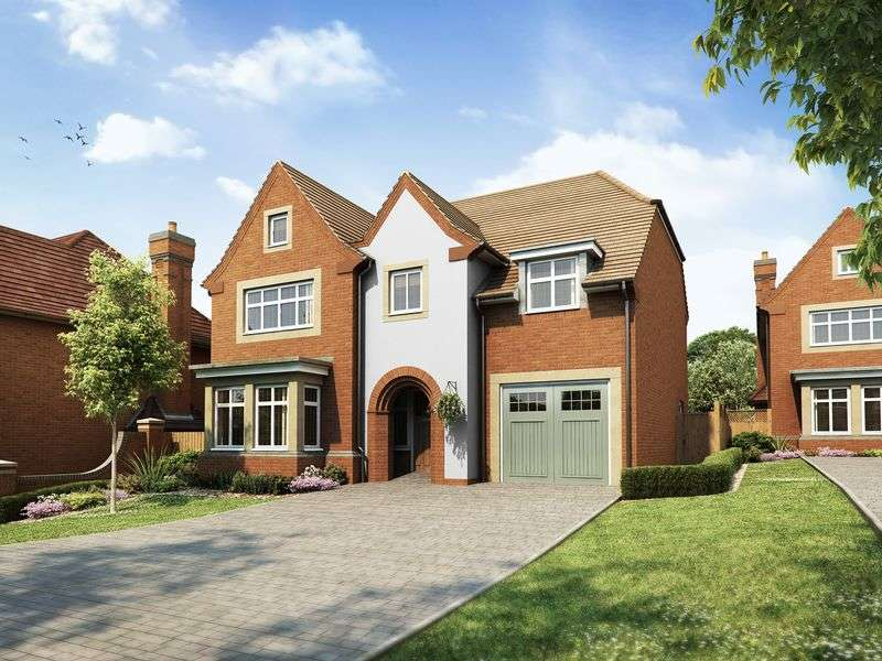 5 Bedrooms Detached House for sale in The Walcot, Plot 1, Milford Place, Milford Road, Harborne