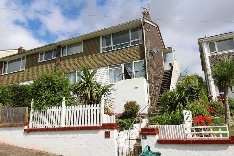 2 Bedrooms Flat for sale in Ferndale Road, Torquay