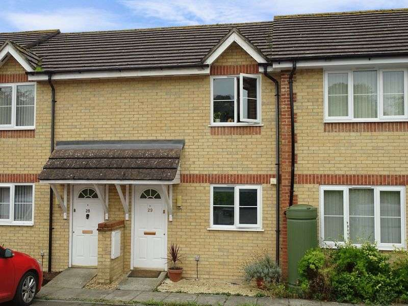 2 Bedrooms Terraced House for sale in Stone Close, Winterslow