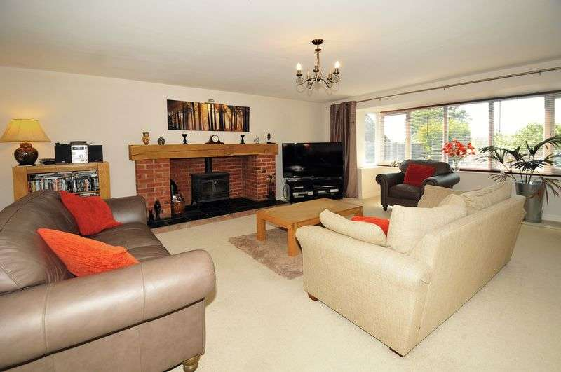 3 Bedrooms Detached Bungalow for sale in Stableford, Bridgnorth
