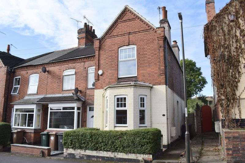 2 Bedrooms Semi Detached House for sale in Stanleigh Road, Overseal, Swadlincote