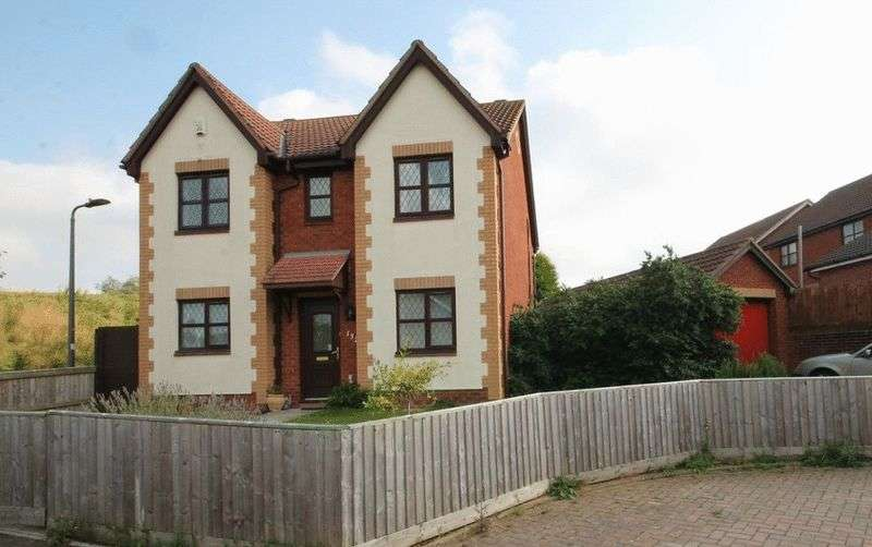 4 Bedrooms Detached House for sale in Juniper Way, Bristol