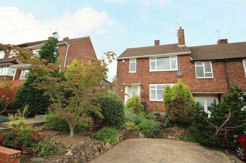 2 Bedrooms Terraced House for sale in Standhills Road, Kingswinford