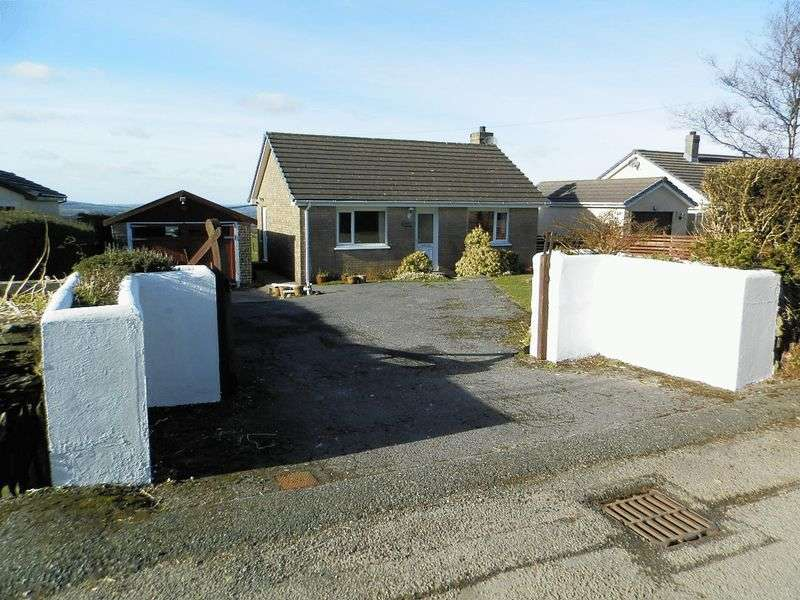 2 Bedrooms Detached Bungalow for sale in Tanglwst, Newcastle Emlyn